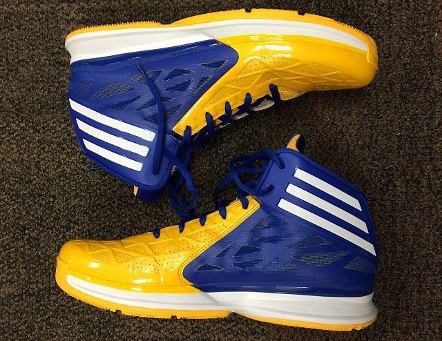 save off c47c4 f2cba Harrison Barnes Shoes  Harrison Barnes Debuts adidas Crazy Fast 2 PE