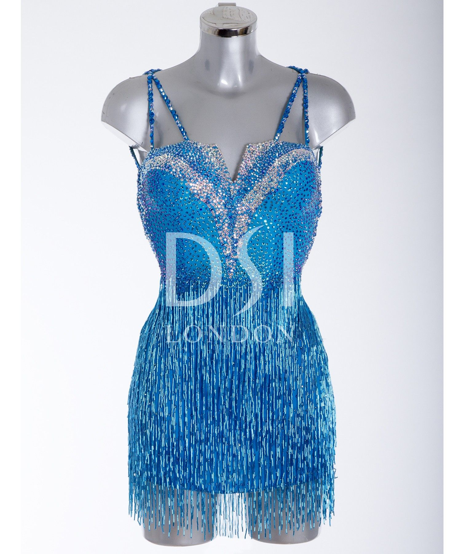392686 Turquosie Latin Dress | Latin dresses for sale ...