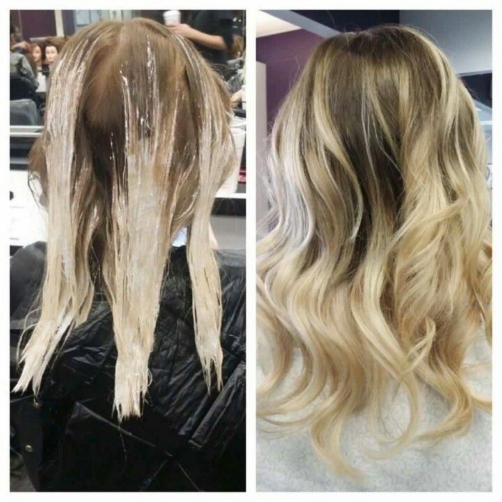 Best Way To Highlight Hair At Home With Foil