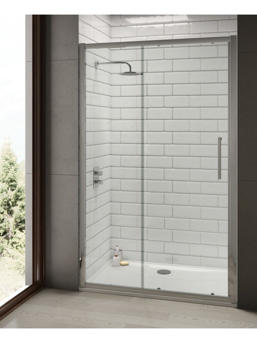 Rival 8mm 1150 Sliding Shower Door Adjustment 1090 1150 Mm Sliding Shower Door Shower Doors Framed Shower Door