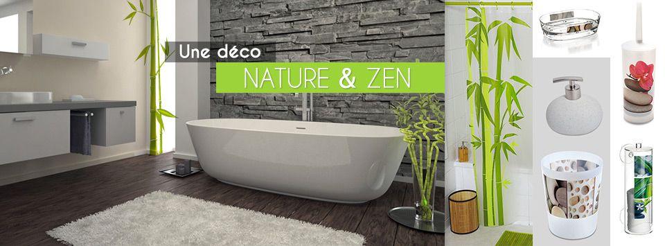 salle de bain contemporaine zen verte - Recherche Google salle de