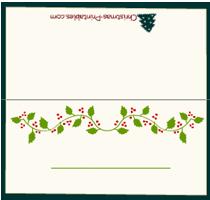 Editable Wedding Labels Printable Christmas Food Elegant Bridal Place Cards Tents Buffet