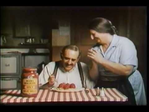 "1969 Alka Seltzer commercial - ""Mama Mia, that's a spicy meatball!"" Yes, I totally remember that commercial!"