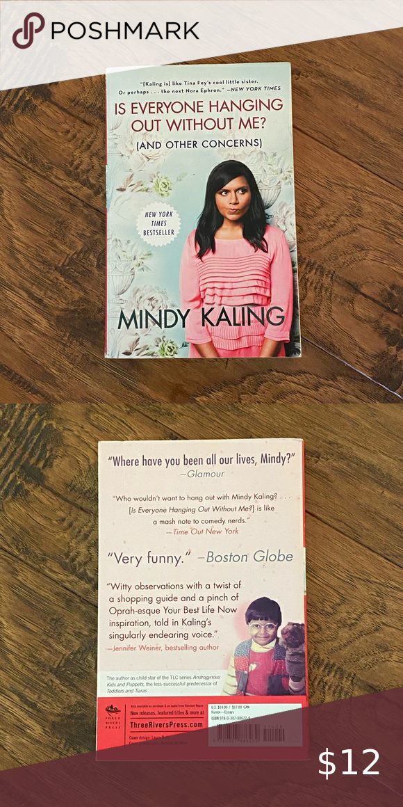 Book By Mindy Kaling From The Mindy Project In 2020 The Mindy Project Mindy Kaling American Dad