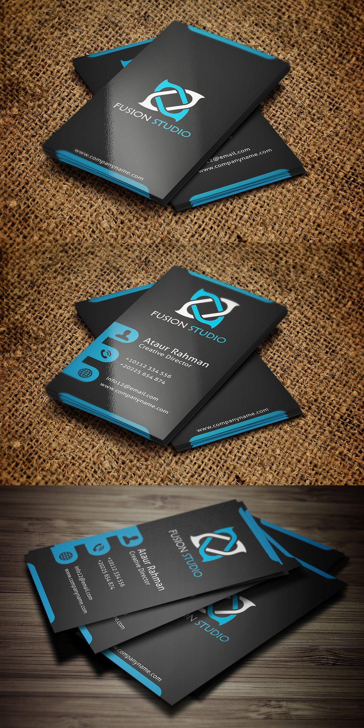 Business Card Elegant Business Cards Design Business Card Design Creative Graphic Design Business Card