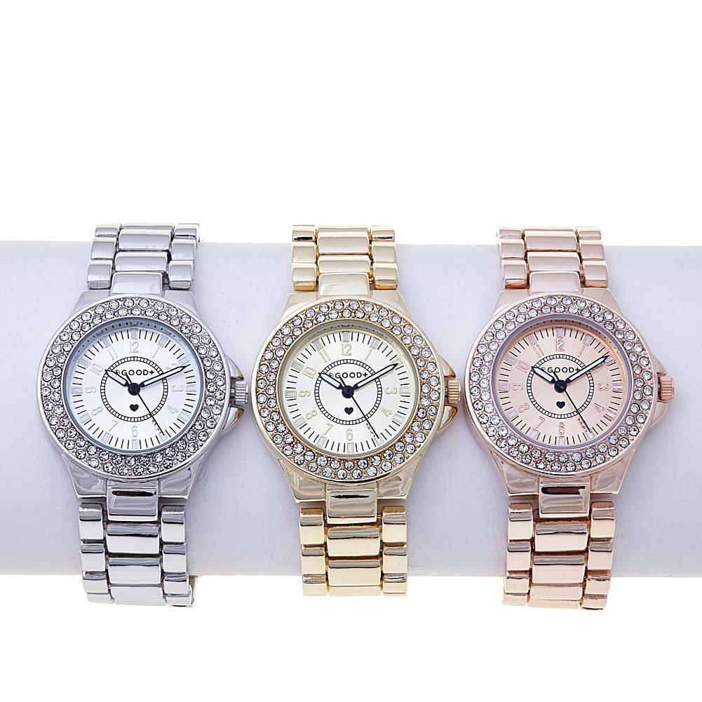 GOOD+ Metaltone 3-pack Watches