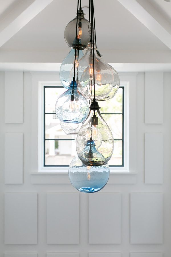 Pretty Blown Glass For Coastal Home