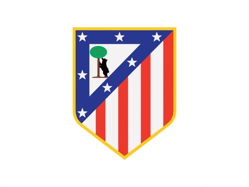 Commercial Logos Sports Atletico Madrid Atletico De Madrid Atletico De Madrid Escudo Club Atletico De Madrid