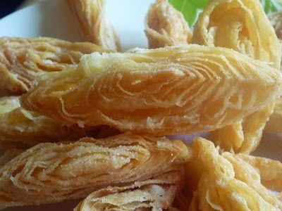 Jurnal Resepi Bdaria Kuih Tiram Lidah Buaya Variety Food Food Malaysian Food