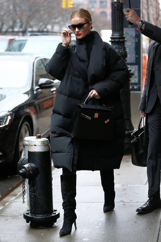 Der Style von Rosie Huntington-Whiteley – Street Style