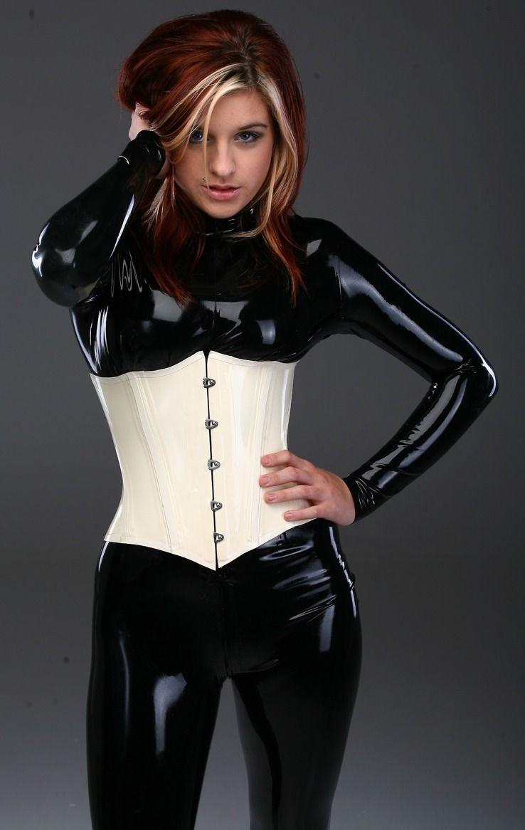 corset Tony latex
