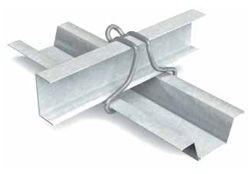 Furring Channel Hat Channel Metal Masonry Wall Building Systems