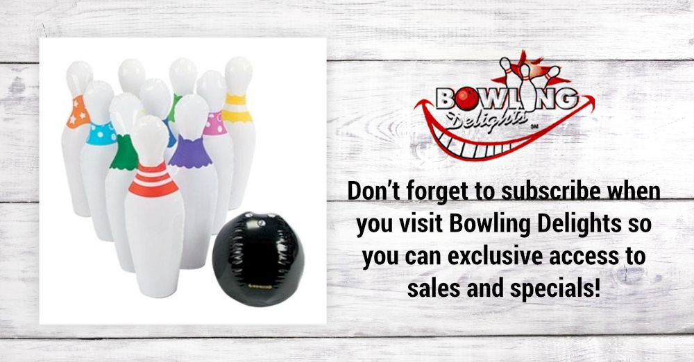 Don T Forget To Subscribe When You Visit Bowling Delights So You Can Exclusive Access To Sales And Specials Bowli Bowling Gifts Bowling Accessories Bowling