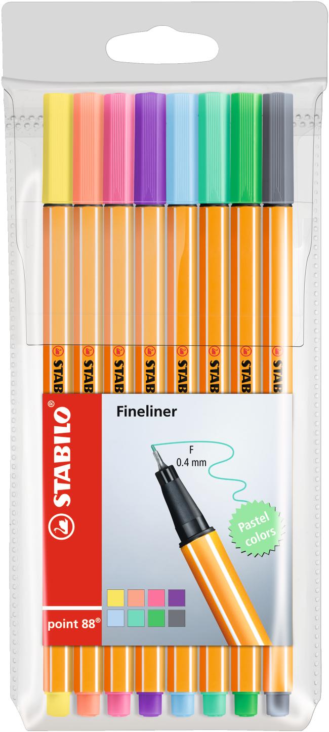Qui trovi tutto ciò che c'è da sapere sulle tue penne preferite STABILO. Lasciati ispirare.