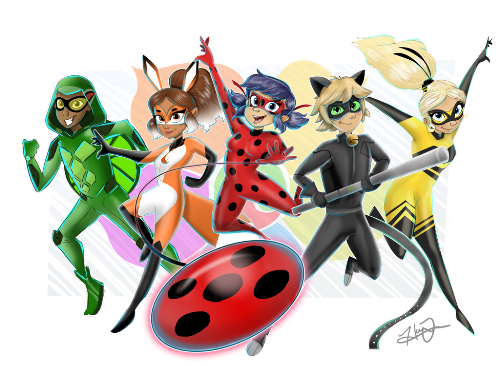 team miraculoustrujayy on deviantart with images
