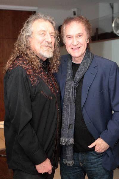 Robert Plant & Ray Davies