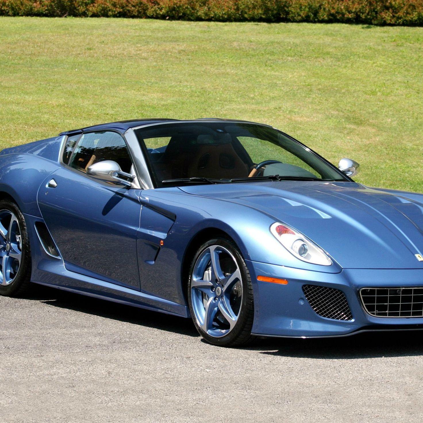 Ferrari Model List: Every Ferrari, Every Year (com imagens)