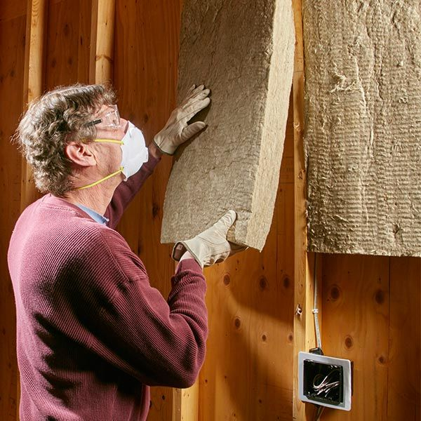 Mineral Stone Wool Insulation Is Making A Comeback Here S Why Mineral Wool Wool Insulation Mineral Wool Insulation