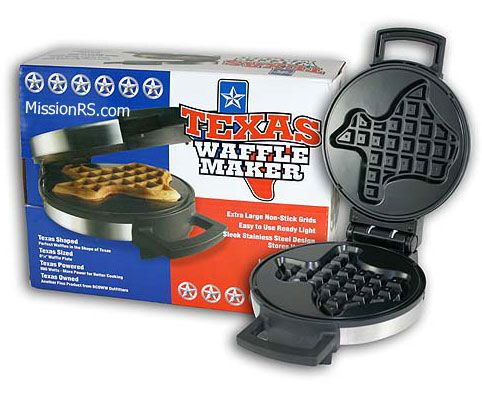 Texas Shaped Waffle Maker Texas Shaped Waffle Maker Texas Gifts