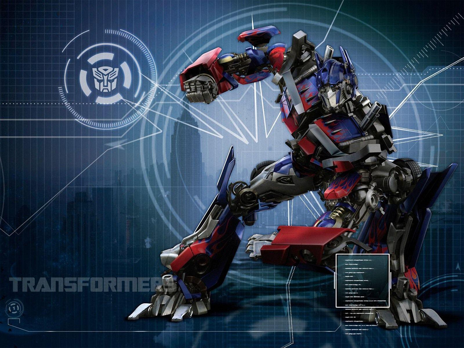 transformers optimus prime wallpaper freeware en download 1024×768