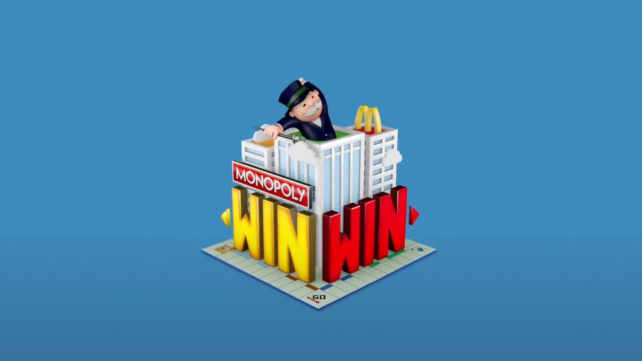 Monopoly | TV Ad | McDonald's UK