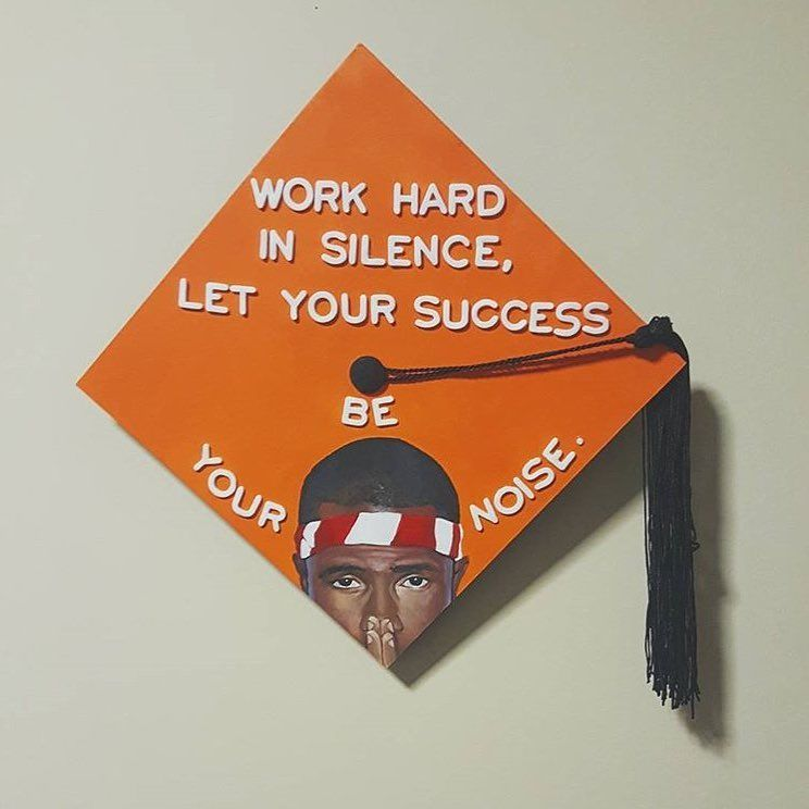 Work Hard In Silence Let Your Success Be Your Noise Fra With