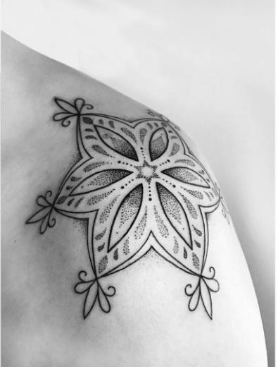 Tattoo Artist Ashley Driscoll thevillageink tattoo