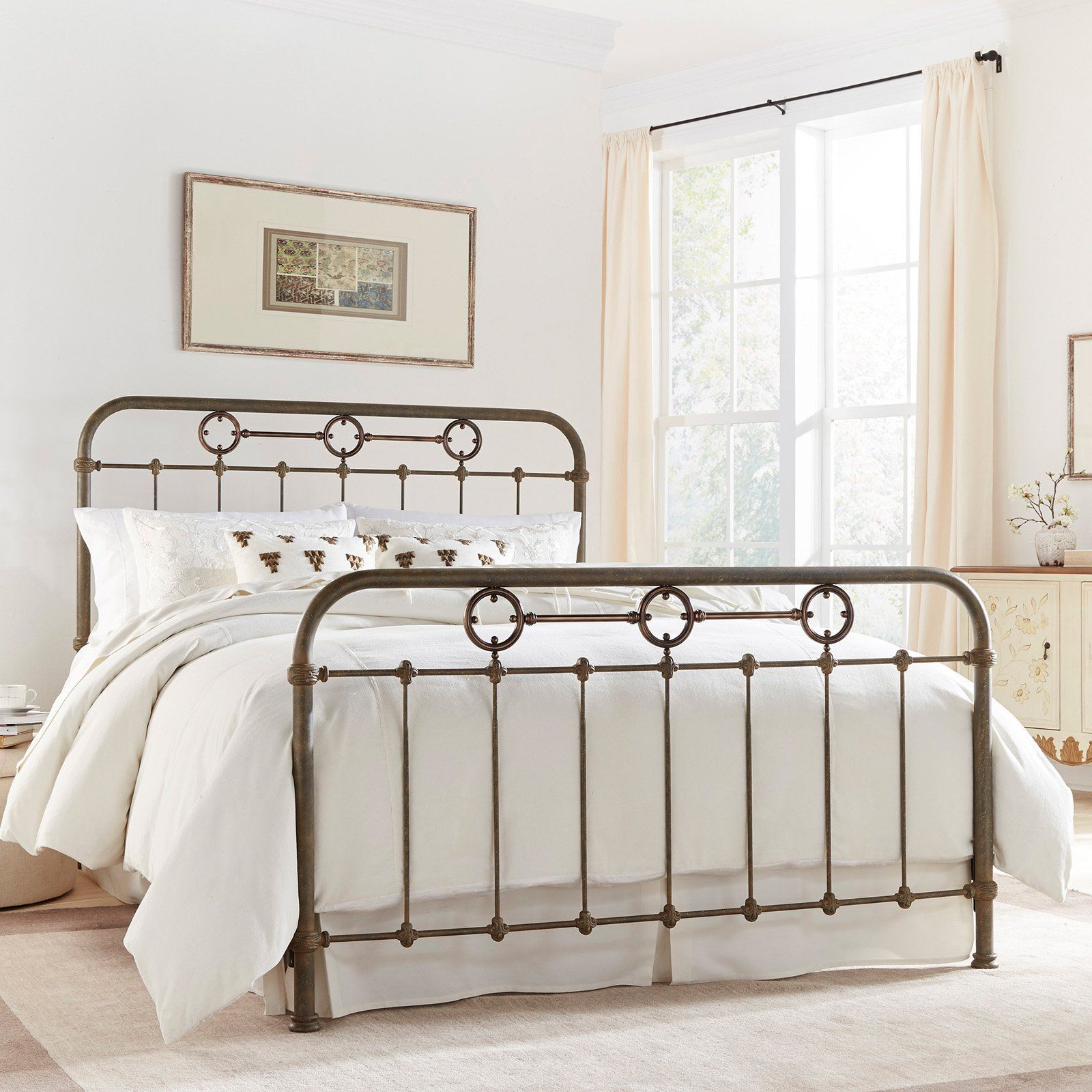 Fashion Bed Group Madera Bed Size King Bed Styling King Metal