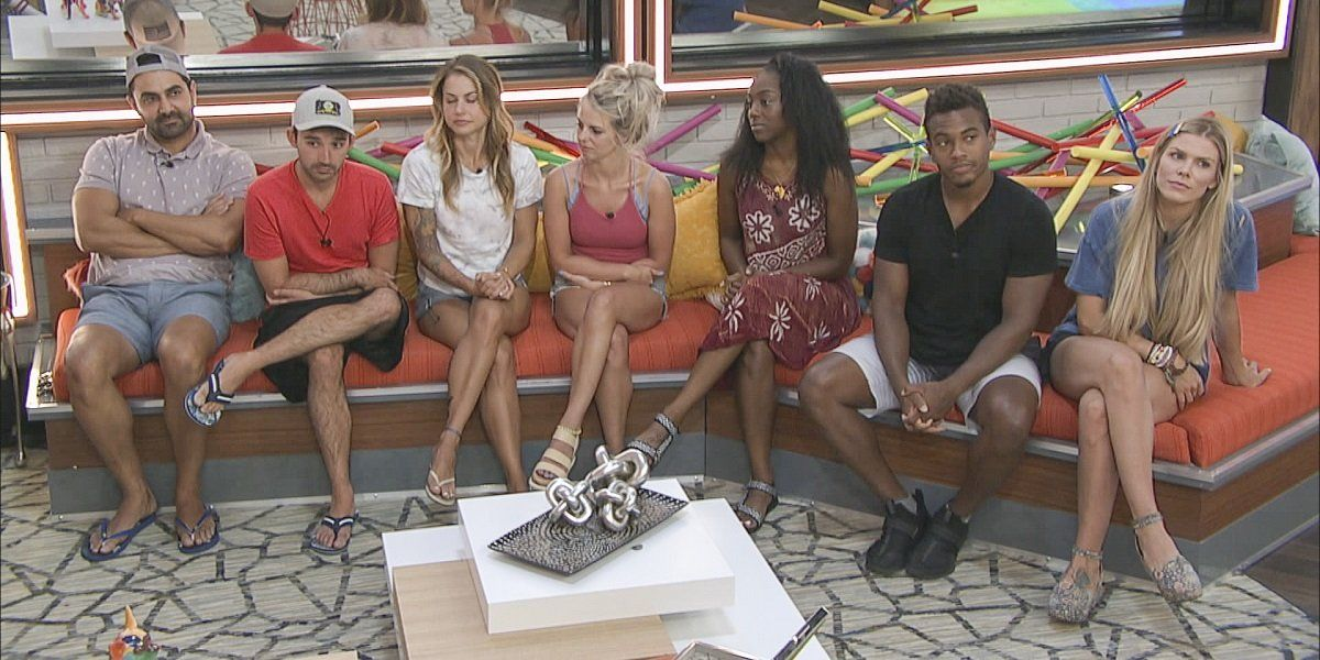 Big Brother Spoilers Who Won The Hoh And What It Might Mean For Week 2 In 2020 Big Brother Spoilers Big Brother Kevin Campbell