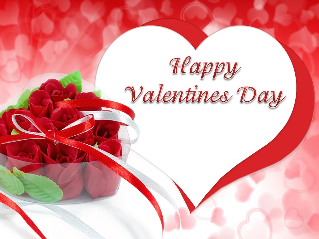Love Romance Image Happy Valentines Day Lily Lilyz Wallpaper