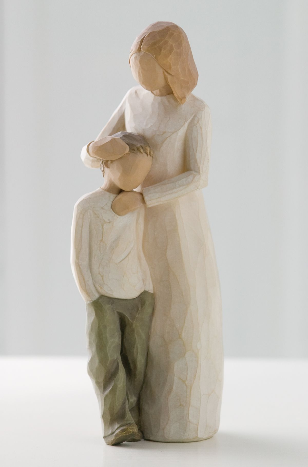 Mother and Son - Celebrating the bond of love between mothers and sons