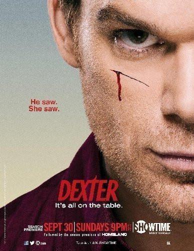Dexter Poster Standup 4inx6in Com Imagens Michael C Hall