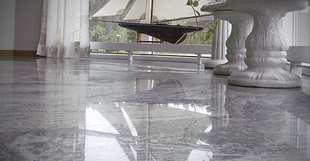 Terrazzo Floor Restoration Flooring Tile Diamond
