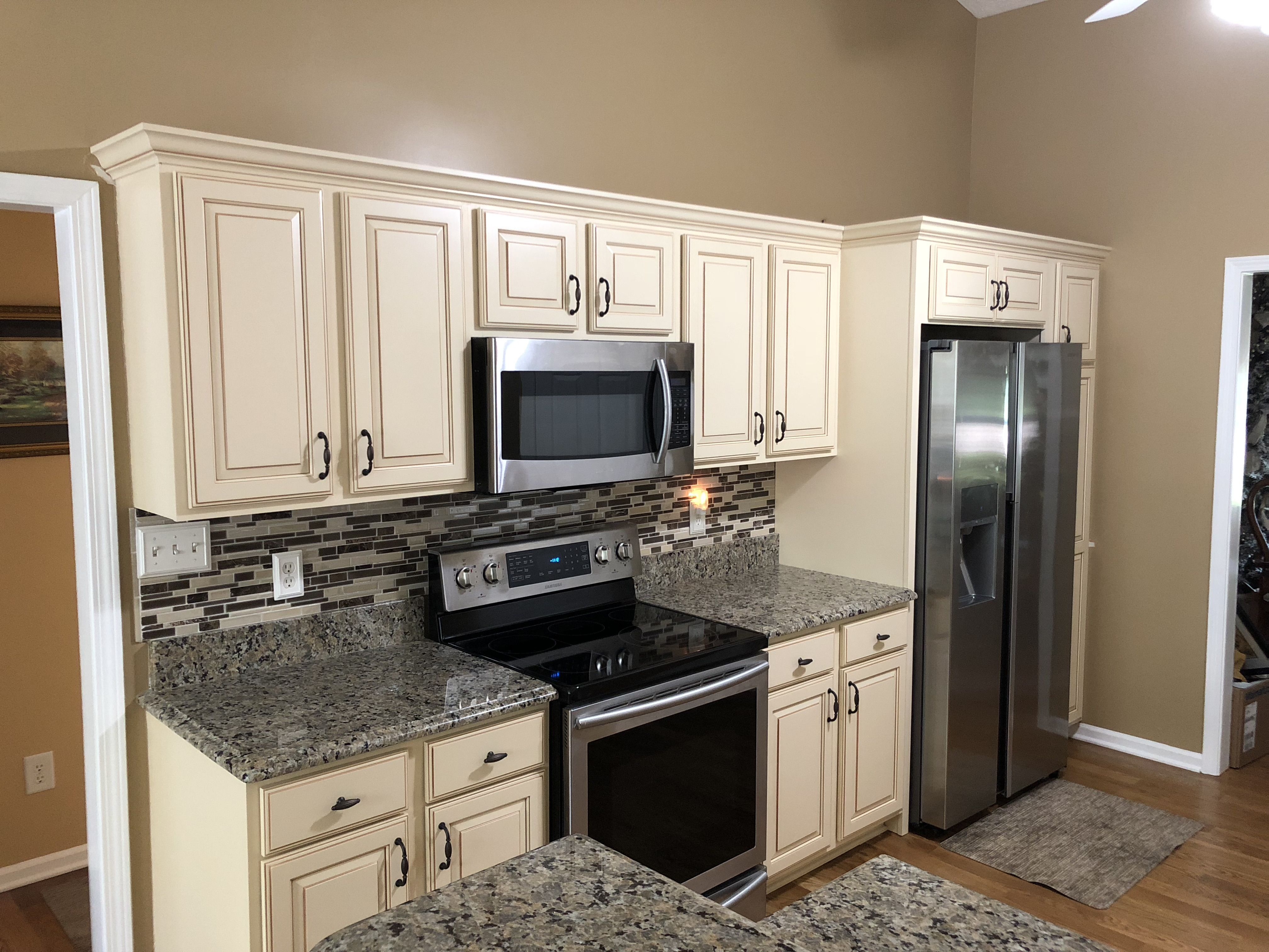 Kitchen Tune Up Stevens Point Wi Redooring Plus In 2020 Countertop Options Kitchen Cabinet