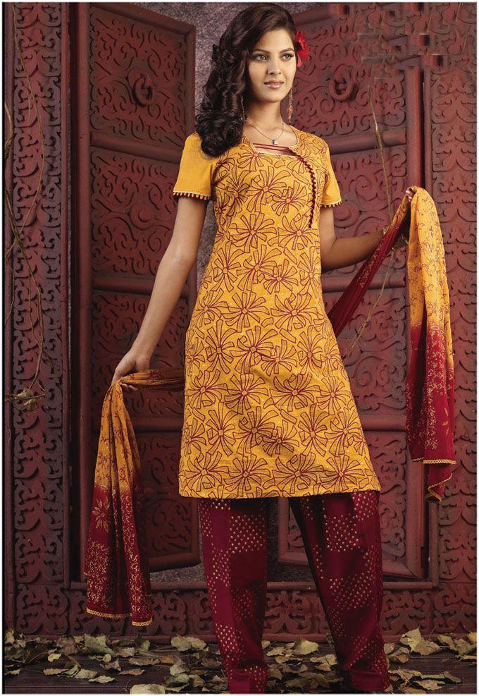 Pakistani Salwar Kameez Sewing Patterns | Stuff to Buy | Pinterest ...
