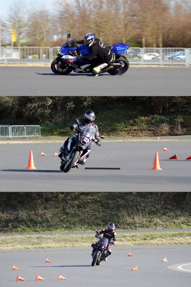 Motorrad Perfektions Training 8 Level 8   Fahrtraining, Fahren ...