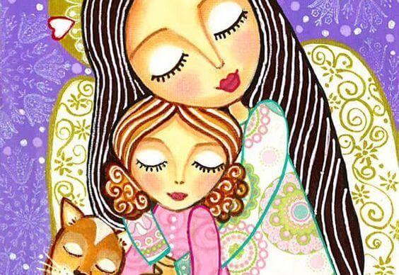 mujer-abrazando-a-un-niño