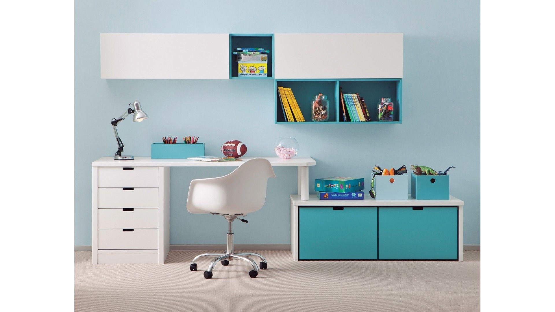 Bureau Enfant C28 Asoral Kids Bedroom Furniture Study Table