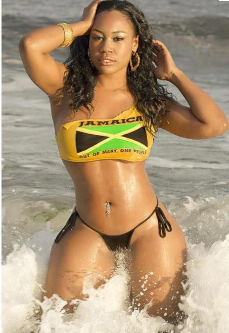 Sexy jamaican chicks