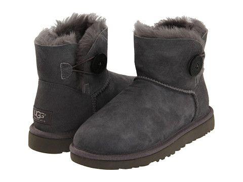 Ugg Mini Bailey Button Ugg Shoes Boots Boots Uggs Mini Baileys