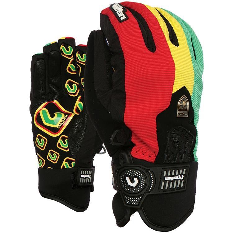 Level Suburban Snowboard Gloves