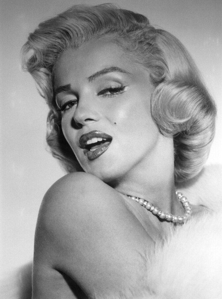 Marilyn Monroe Ca. Mid 1950S Photo Print (16 x 20)