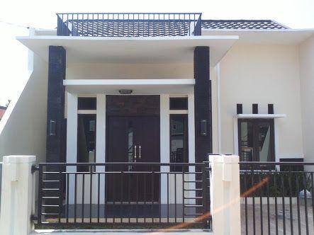 30 desain rumah minimalis type 45 | desainrumahnya