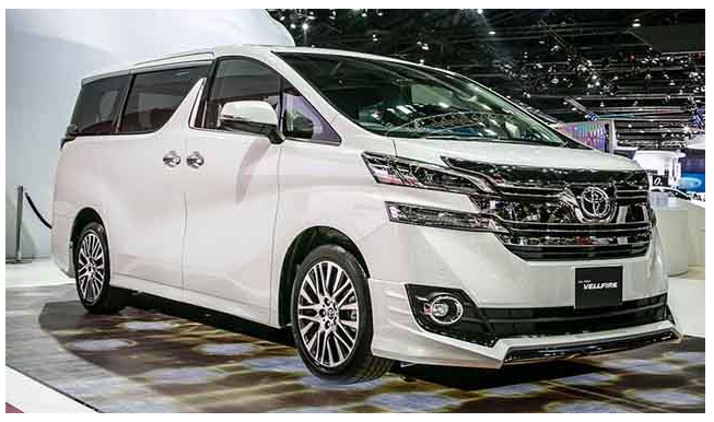 all new vellfire price brand toyota alphard 2018 review release date and stuff to buy