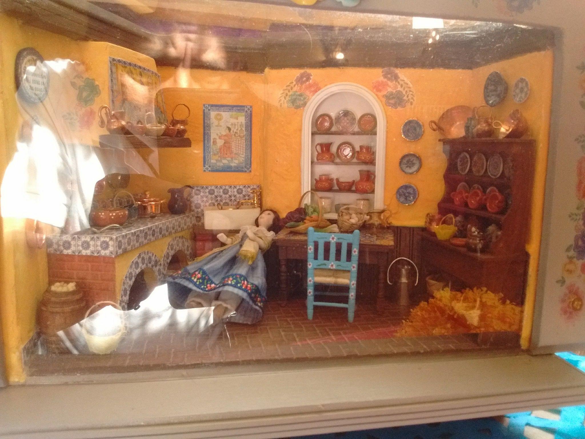 Pin de Elena Espa a en Miniaturas y casas de mu ecas