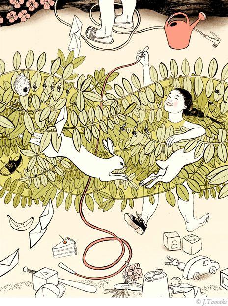 Membrane by Jillian Tamaki.