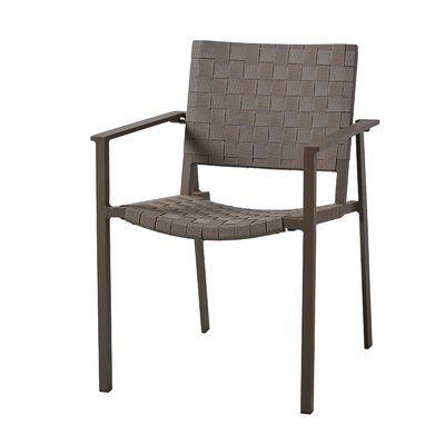 Brayden Studio Ridgedale Stacking Patio Dining Chair Dining