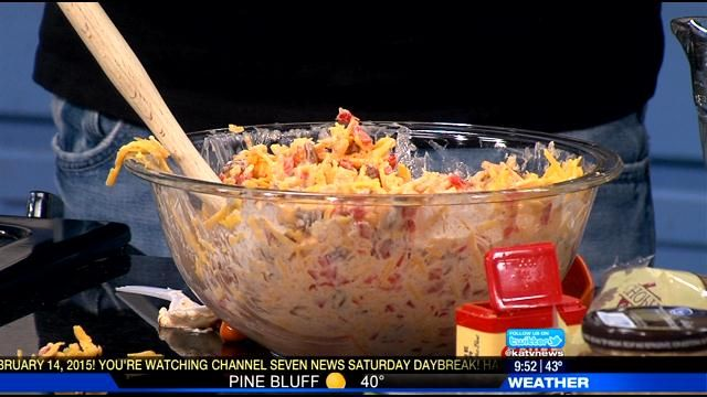 Marc's Pimiento Cheese - KATV - Breaking News, Weather and Razorback Sports