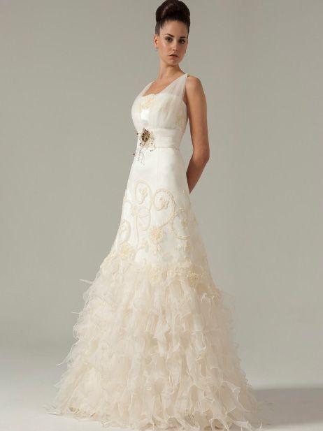Inmaculada García 2012 Bridal Collection