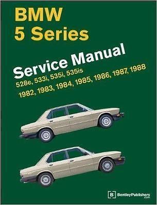 Bentley Bmw 5 Series E34 Service Manual In 2020 Bmw 5 Series Bmw Bentley